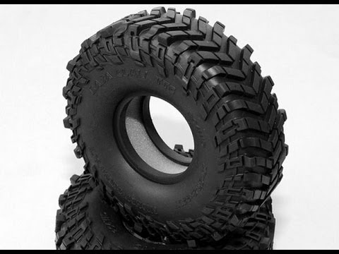 14 Inch Tires >> Mickey Thompson Baja Claw TTC 1.9 inch crawler tires review - YouTube