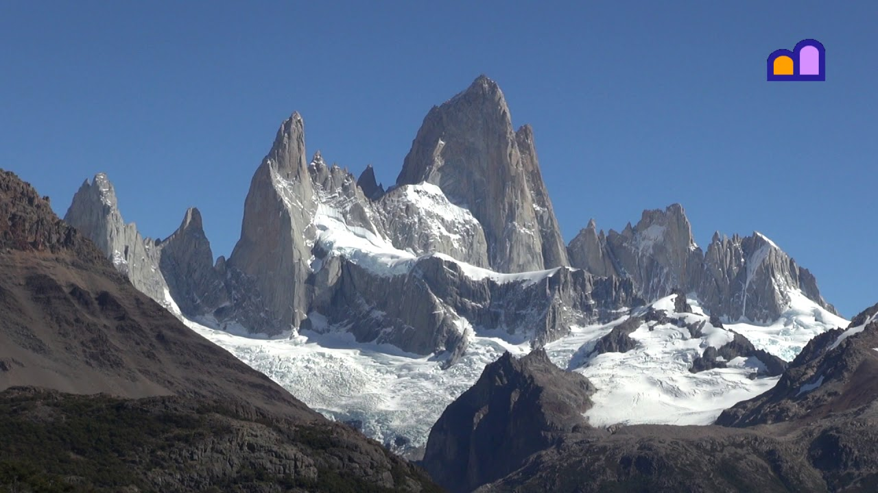 Patagonia South America >> Argentina - Monte Fitz Roy - YouTube