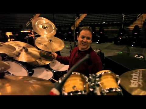 Jon Fishman's Phish Drum Kit - Part 2