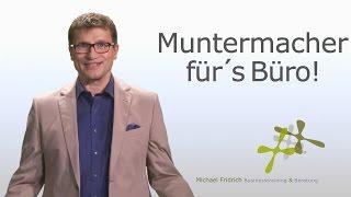 Tipps für mehr Energie und Frische im Büro | Michael Fridrich