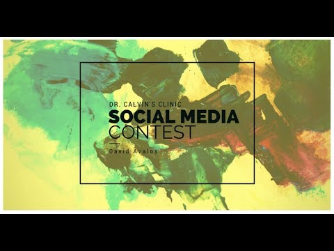 Social Media Contest 2018 - David Avalos