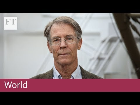 Interview with sci-fi writer Kim Stanley Robinson