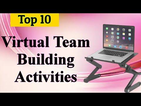 Virtual Team Building Activities|10 Fun Zoom Or Web Conference Call Game|Virtual Team Building Games