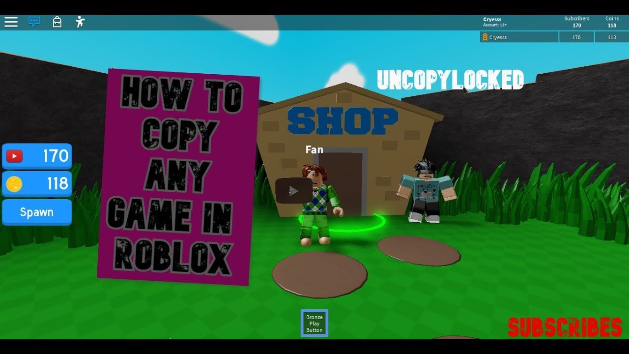 Roblox How To Steal Any Game On Roblox 2019 100 Work Easy Youtube