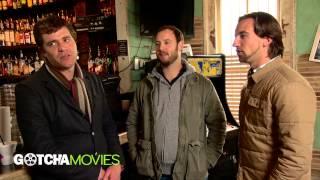 """Neighbors"" Interview - Nicholas Stoller, Evan Goldberg & James Weaver"