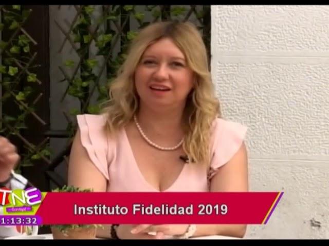 Instituto Fidelidad Promociones 2019