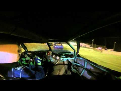 Chris Smith Feature Shippensburg Speedway 4-12-14