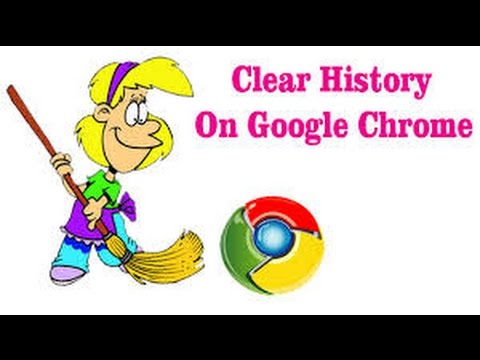 how to make chrome delete history on close