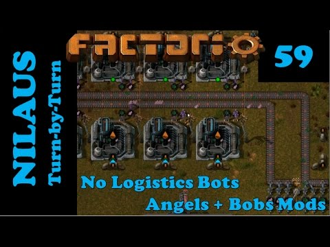 Factorio S6E59 - Thermal Water to Mineral Sludge to Uraninite
