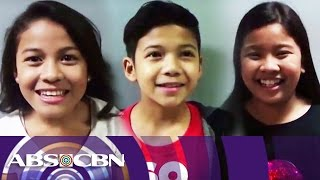 Up Close & Personal with YFSF Kids: Gayahin ang isa sa Celebrity Kid Performers