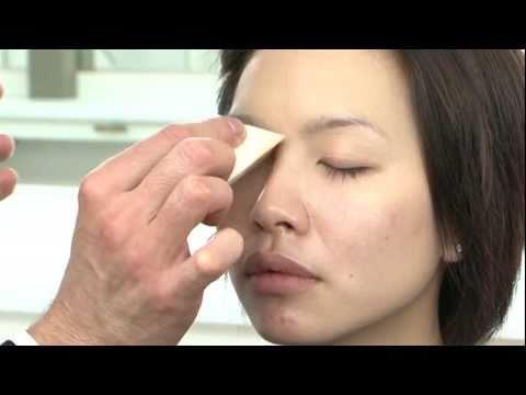 Bridal Makeup Tutorial by Make-Up Designory (pt1)