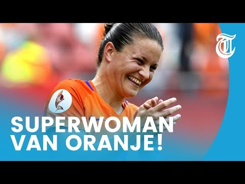 Superwoman Oranje Leeuwinnen stevent af op mijlpaal