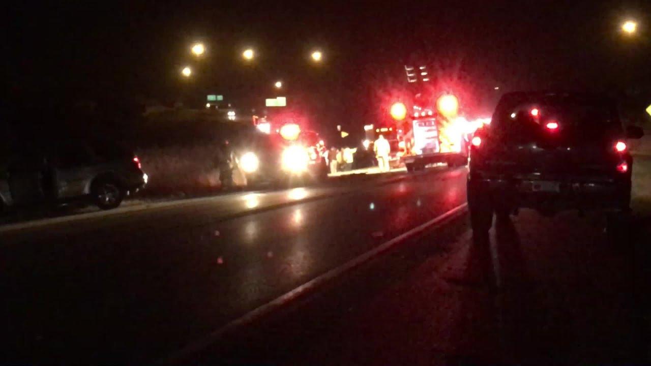 Driver flees scene of double fatal crash near Nebraska City