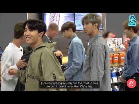 BTS - Shopping Time