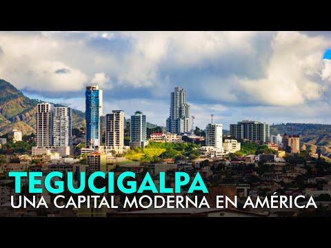 TEGUCIGALPA: Una Capital Moderna en el Corazón de América (HD)