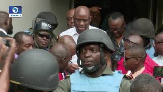 Court Grants Fayose N50m Bail