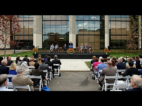 Jacobs Science Building Dedication: Oct. 20, 2016