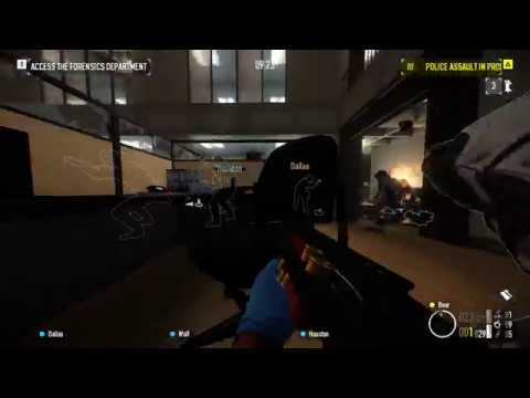 Payday 2 Hoxton Breakout One Down Death Sentence Solo W Ai