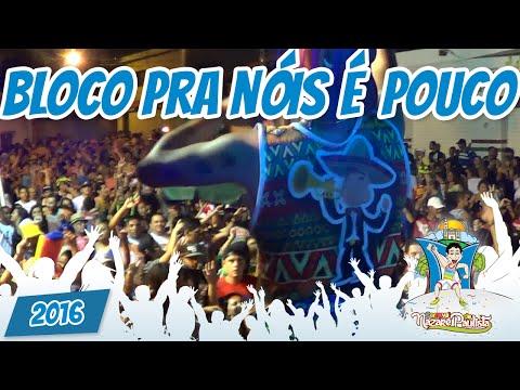 Carnaval de Nazaré  Paulista 2016 - Bloco Pra Nóis É Pouco