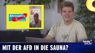 Bock auf Sauna mit der AfD? Influencers React mit Joey's Jungle, JokaH Tululu und Pocket Hazel