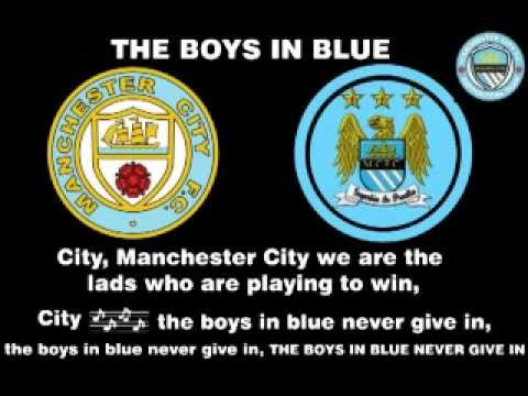 MANCHESTER CITY - The Boys in Blue - YouTube e2ffd4656463