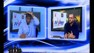 BaskeTime 7° puntata - Ospite Jalen Reynolds