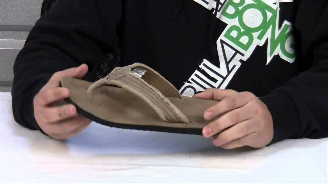 3777abef6b1e Sanuk Fraid Not Sandal Review at Surfboards.com - YouTube