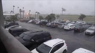 Hurricane Irma Video (Short With Background Music)
