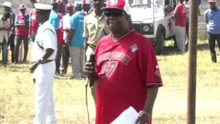 KAMATI YA MARIDHIANO SIX: Mkutano wa Kampeni CUF Mgombea Urais Jimbo la Ziwani