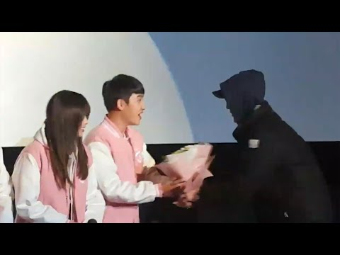 160301 EXO SEHUN SURPRISE D.O at ''pure love stage greetings''