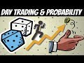 Probability Theory | Why You should NOT Day Trade nor Gamble (Gambler Ruin Problem)