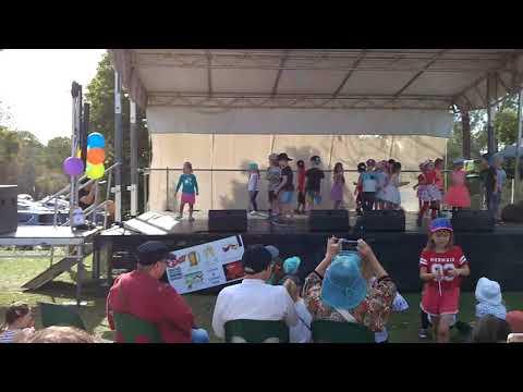 Eden dance @ Samford spring festival Prep B