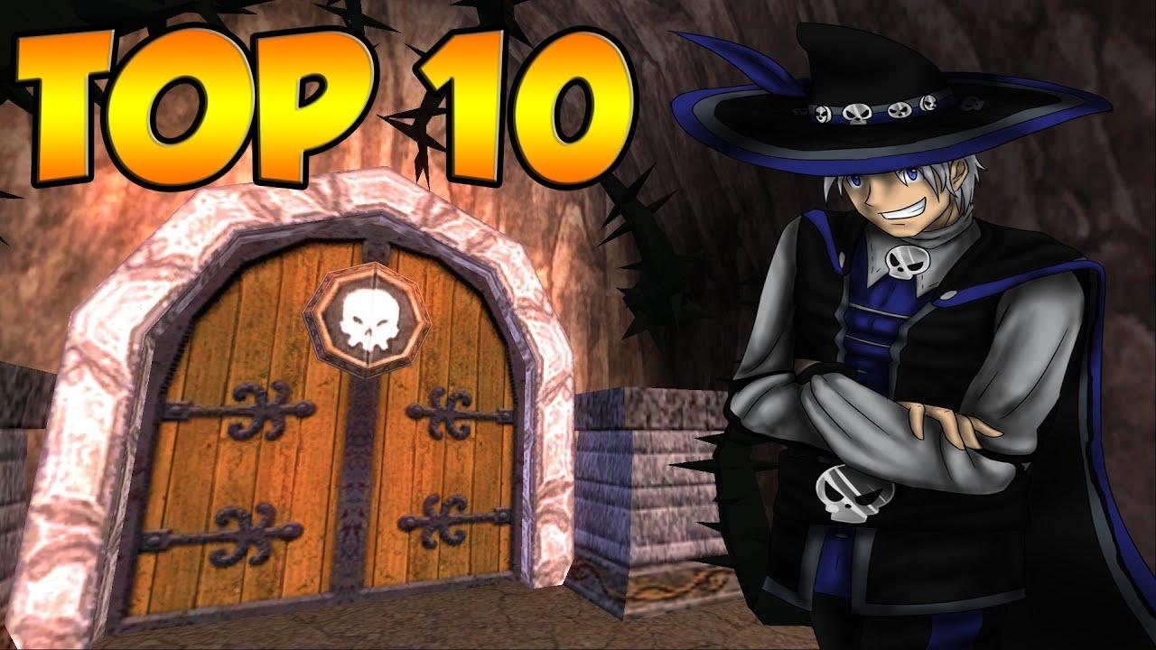Wizard101: TOP 10 FAVORITE DEATH SPELLS by ZenmasterBlue
