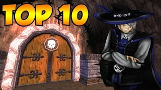 Wizard101: TOP 10 FAVORITE DEATH SPELLS