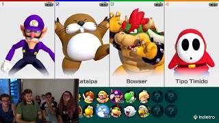 Mario Party in Party!