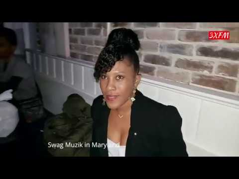 Swag Muzik - One More Chance Live in Maryland 11-24-2018 (Radio 3xfm)