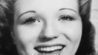 ANNE SHELTON ~ AMAPOLA ~ 1941