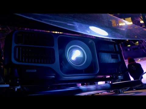 Art and Technology | Epson Pro L Projectors