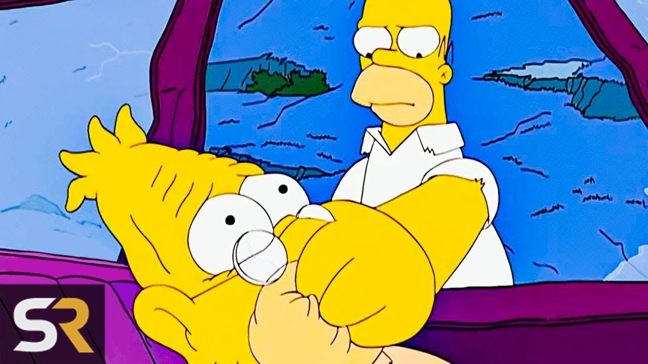 10 Times The Simpsons Was Wrong About The Future Youtube