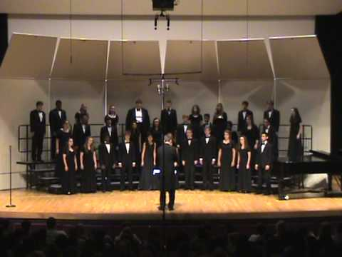 Go, Lovely Rose by Eric Whitacre 2015 GHP Vocal Majors