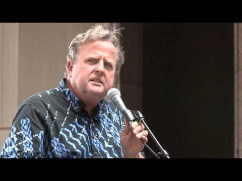 Gary Hooser - People's Hale - Opening Day 2016 Hawaii State Legislature