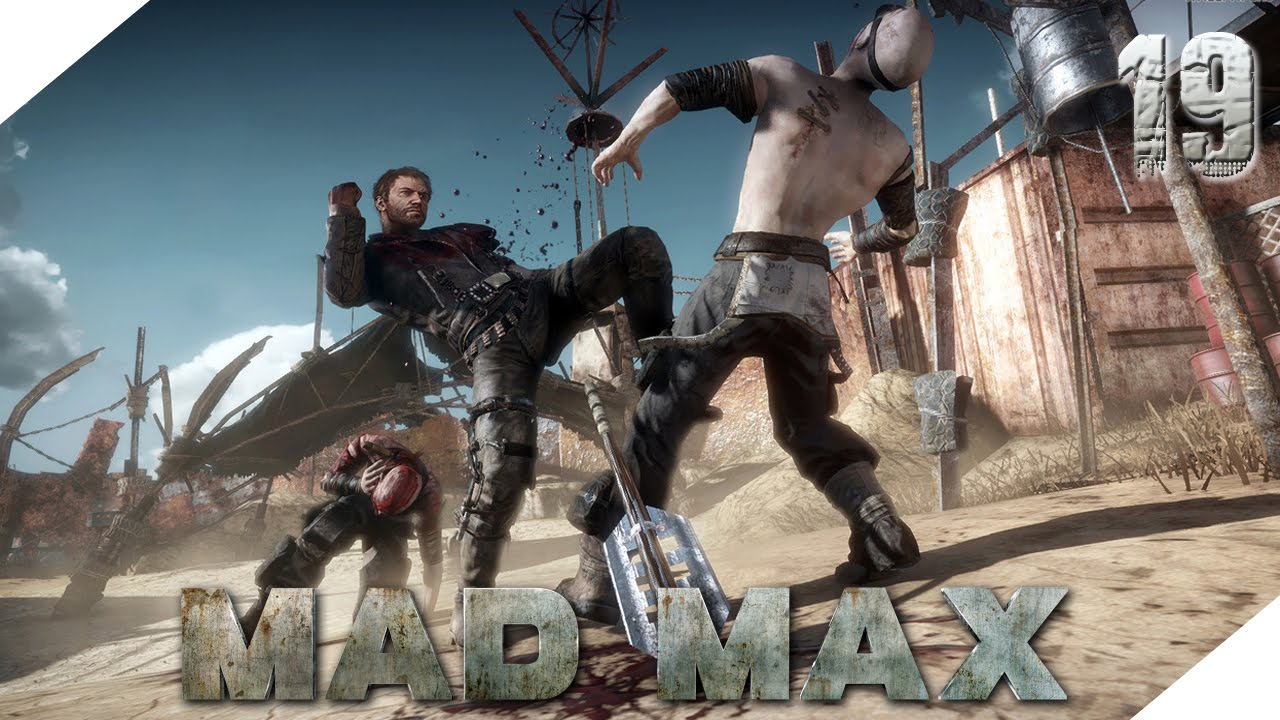 mad max stream german
