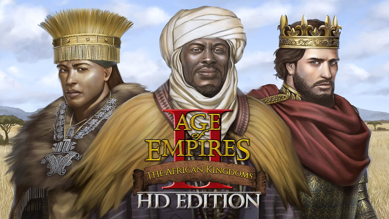 Download Game Age of Empires II HD The African Kingdoms PC