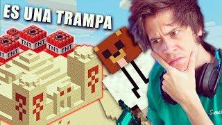 Mi Primer Templo | Minecraft #18