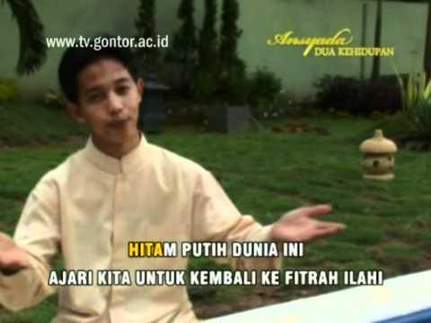 Video Klip Ansyada Gontor - Pedoman Hidup  - album Dua Kehidupan
