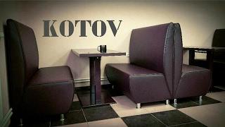 Шоколадные диваны.  мебель для кафе. sofas chocolate manufacturing process. Time Lapse.