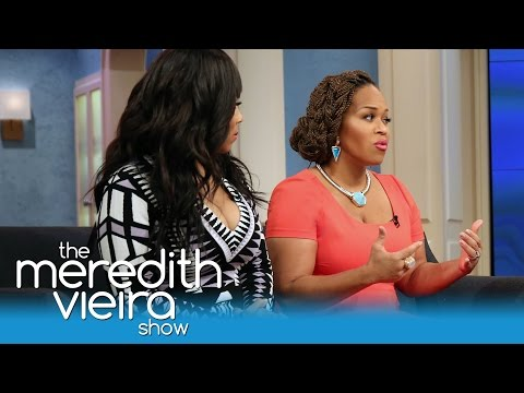 Tina Campbell On Her Husband's Cheating Past   The Meredith Vieira Show