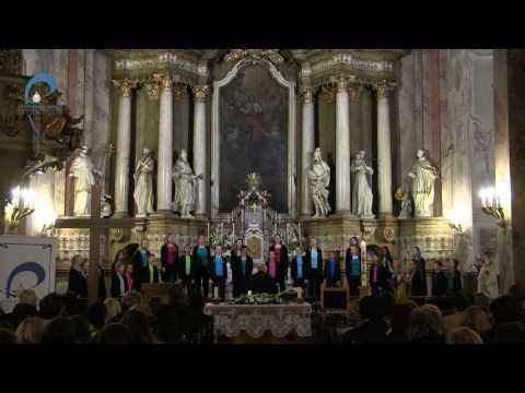 Church Concert Fehérvár 2017 Academy of Vocal Arts
