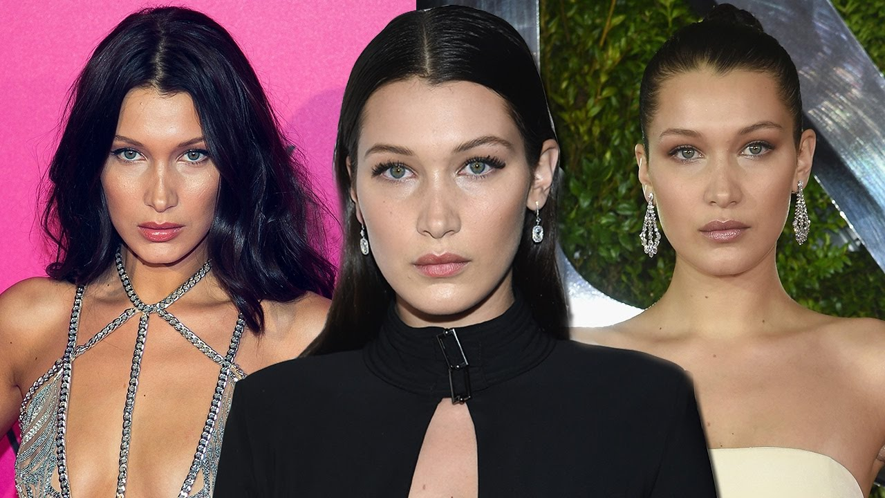 Bella Khair Hadid Nude Photos 16