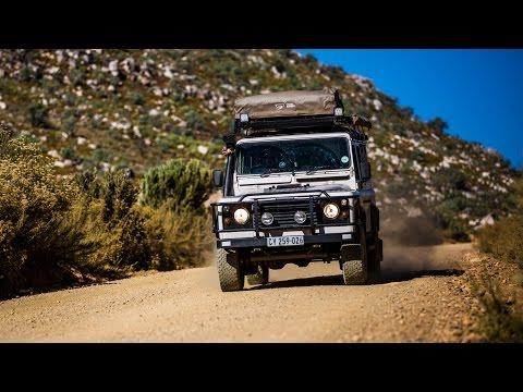 LAND ROVER AFRICAN 4X4 ADVENTURE!